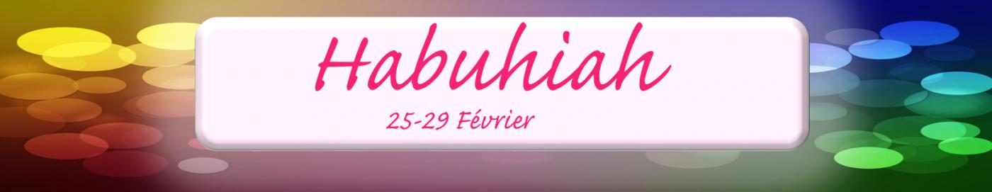 Habuhiah
