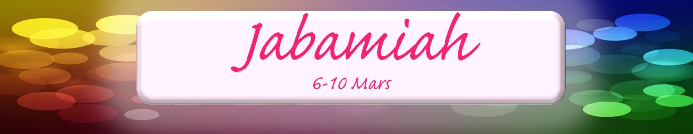 Jabamiah