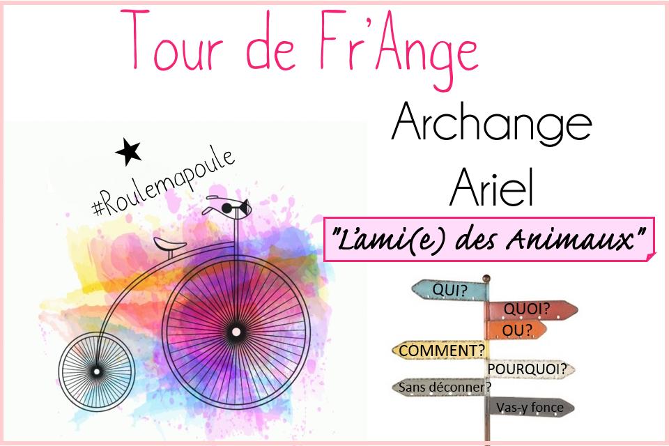 Archange Ariel: l'ami(e) des animaux