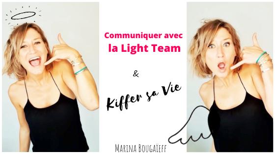 communiquer avec les anges- le site de Marina Bougaieff