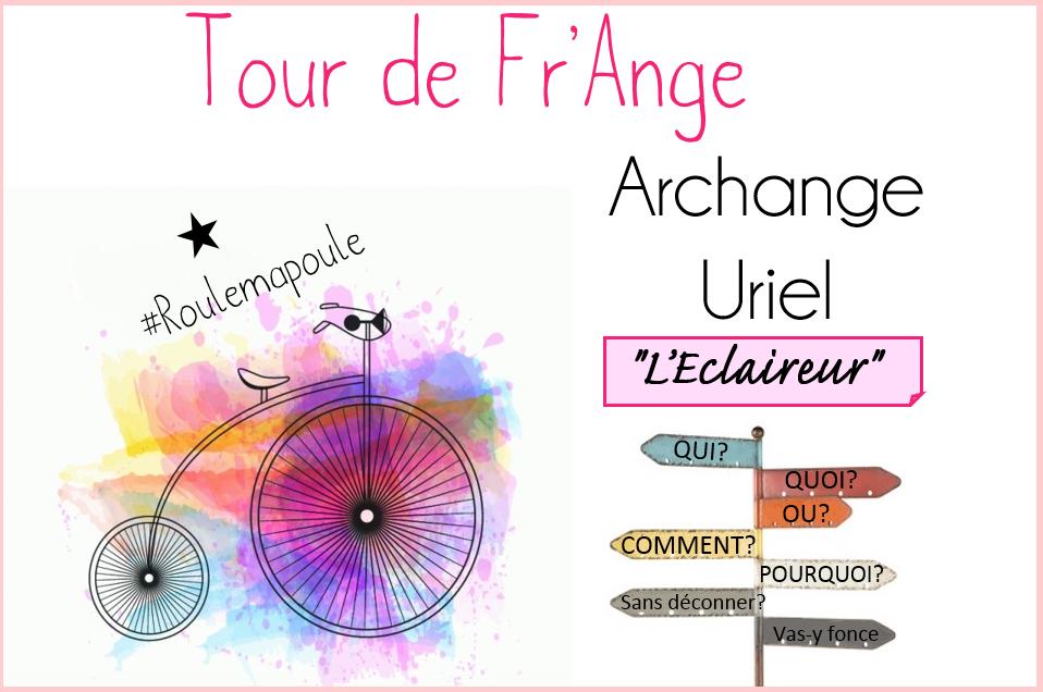 Archange Uriel: l'éclaireur