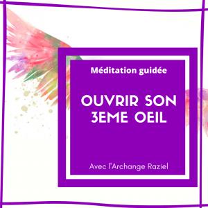 méditation 3eme oeil