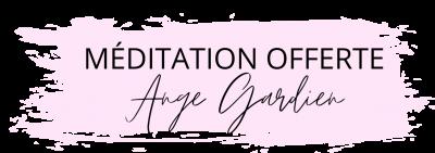 ange gardien méditation